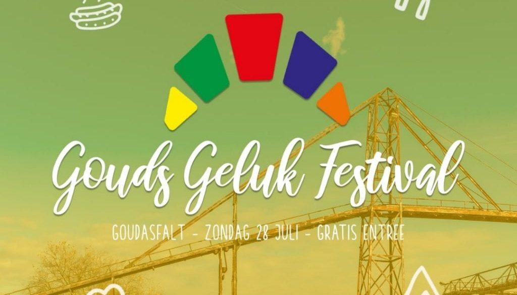 Aankondiging Gouds Geluk Festival