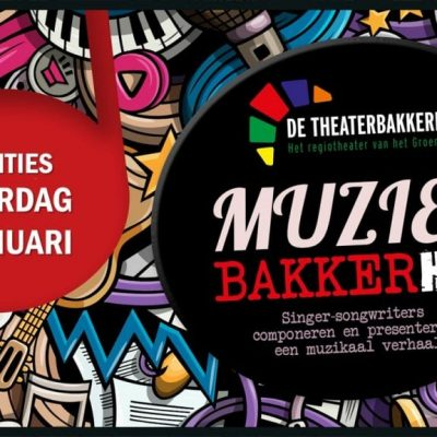 Muziekbakkerheij 2 audities